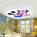 Cartoon ceiling light D300mm 18W led lampshade lamps children bedroom lights
