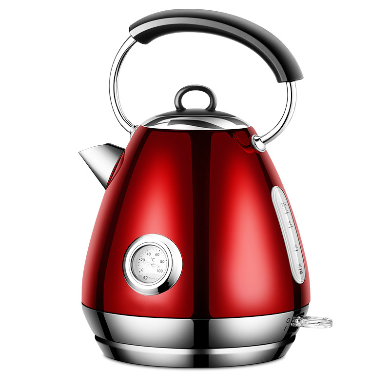 Electric kettle Add thick food grade 304 stainless steel import temperature control kettles