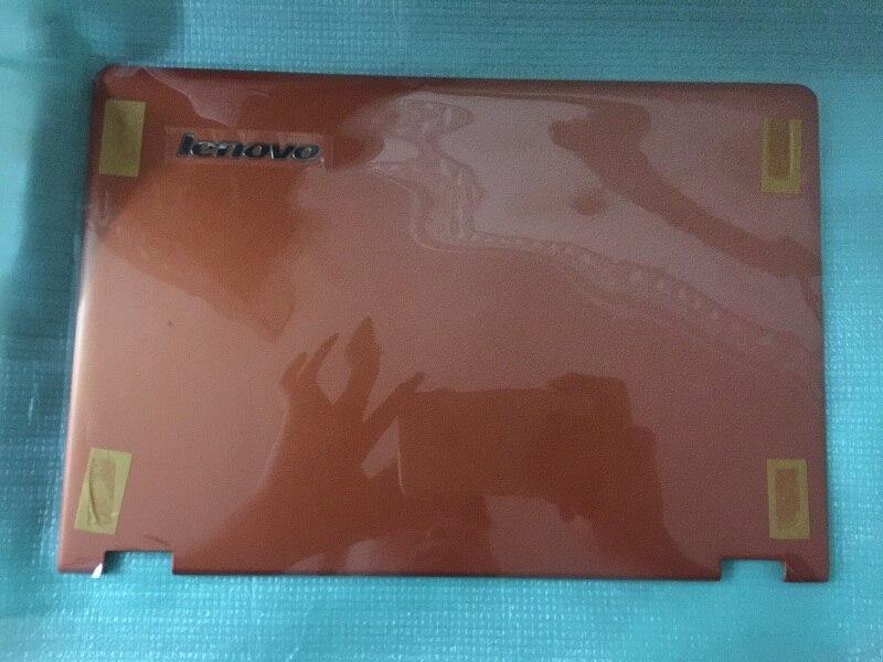 ФОТО New Original for Lenovo IdeaPad Yoga 3 11 cover Yoga3 11 LCD screen Top Rear Cover AP19O000250