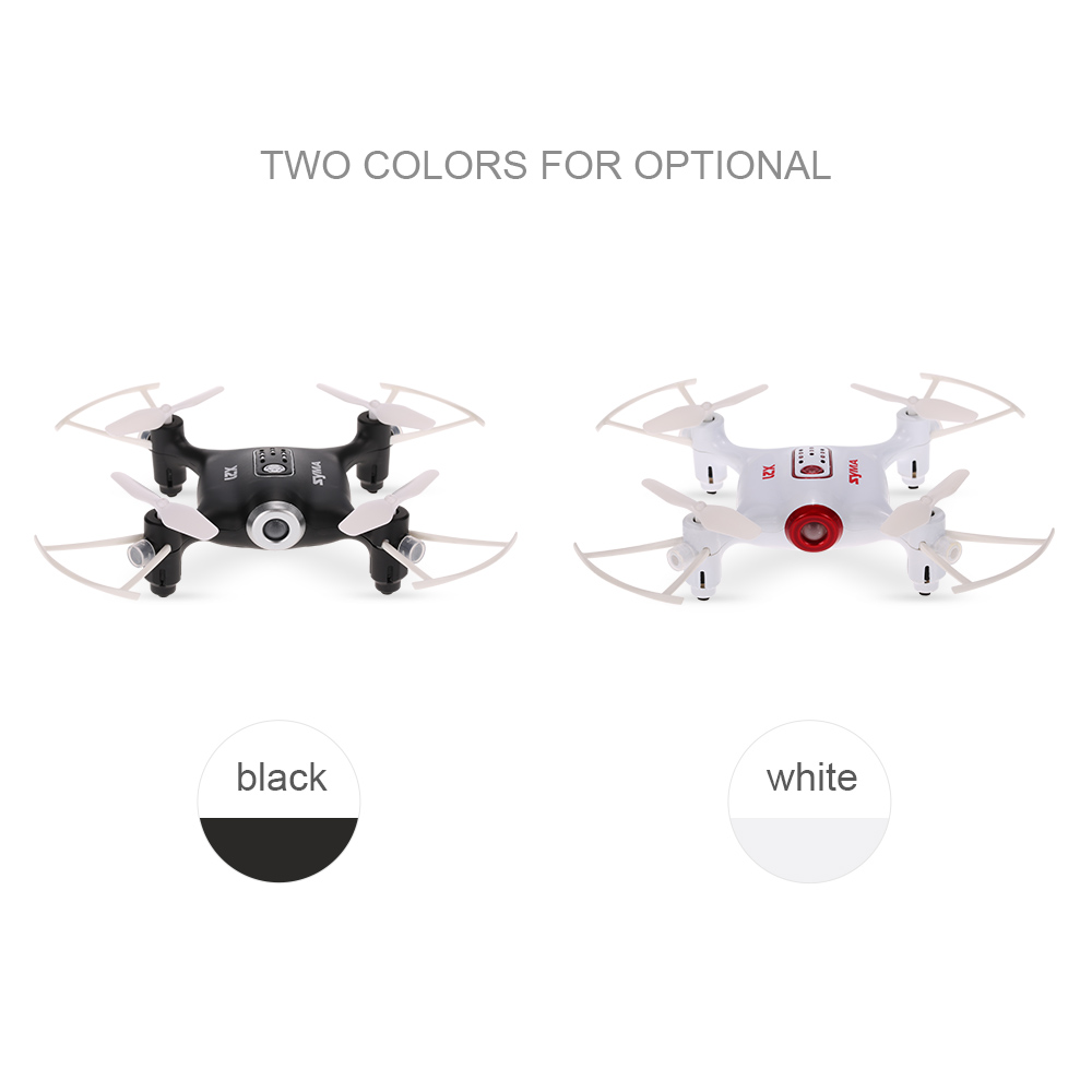 Syma X21W Wifi FPV 720P Camera Drone Barometer Set Height RC Drone Quadcopter Toys APP Phone Control With Battery Controller (1)