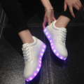 Llevó los niños shoes con led light up zapatilla chaussure enfant niños shoes con light up sneakers shoes luminoso que brilla intensamente