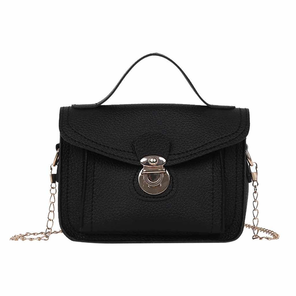 Maison Fabre New female small flap bag new trend PU Messenger bags  Ladies Fashion Solid Shoulder Bags Simple small square Totes