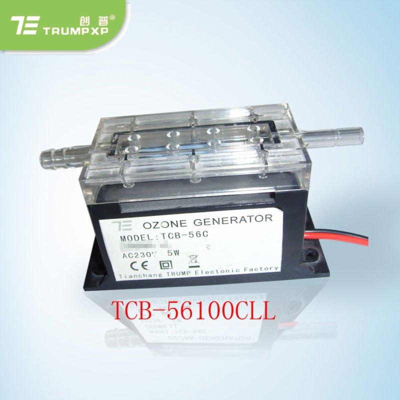 1pc TRUMPXP black sterilization deodorant ozone generator for water dispenser parts ozone argon black edition
