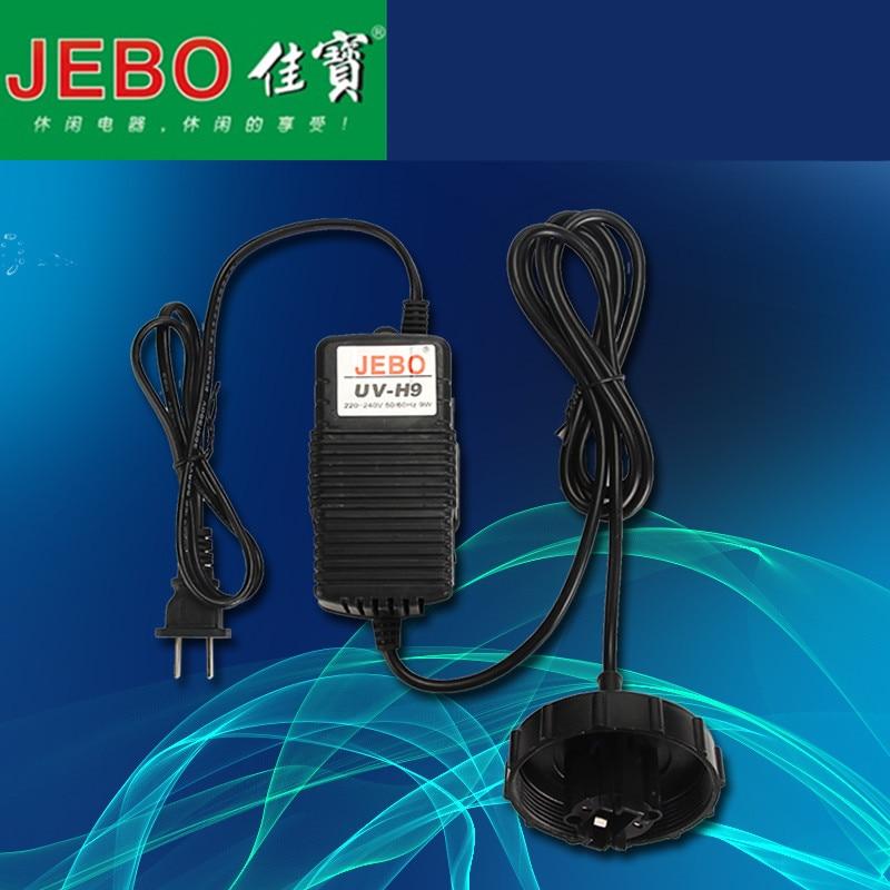 JEBO Original Power Supply For UV Sterilizer Watts ballast Transformer Replacement Spare Accessory 5W 7W 9W 11W 13W 18W 24W 36W