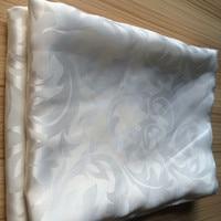 100% шелка Шелковицы наволочки жаккардовые белый цвета Eco-Friendly чистого шелка наволочка 75X48 cm 19 мм 10 шт. мелкий опт