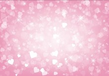Laeacco Love Heart Light Bokeh Baby Valentines Day Photography Background Customized Photographic Backdrop For Photo Studio