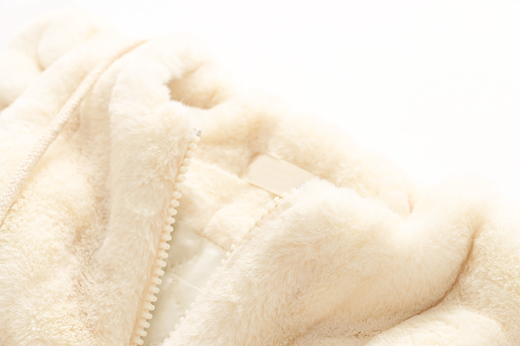 casaco da menina colete com saco roupas da menina