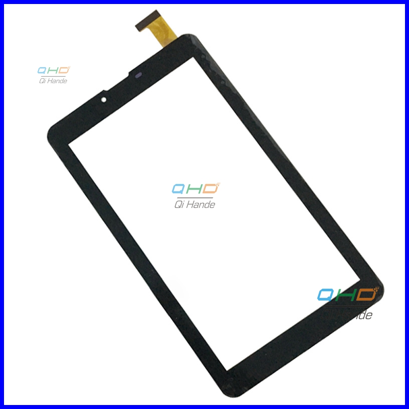 A+ Black New 7 inch Touch Screen Panel Digitizer Glass For Allview AX4 Nano Plus Tablet PC touch screen touch glass panel ft as00 12 1 a new