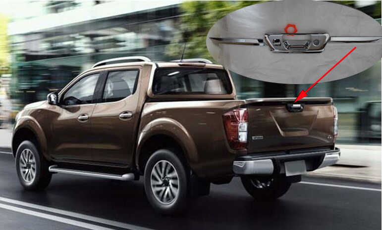 detail feedback questions about for nissan navara np300 accessories
