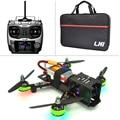 ZMR 220 мм Quadcopter drone с камерой QAV + AT9 радиолинк 2.4 Г Пульт Дистанционного Управления 1000TVL TS5828 FPV 5.8 Г 32CH 600 МВт quadcopter квадрокоптер с камерой  квадрокоптер