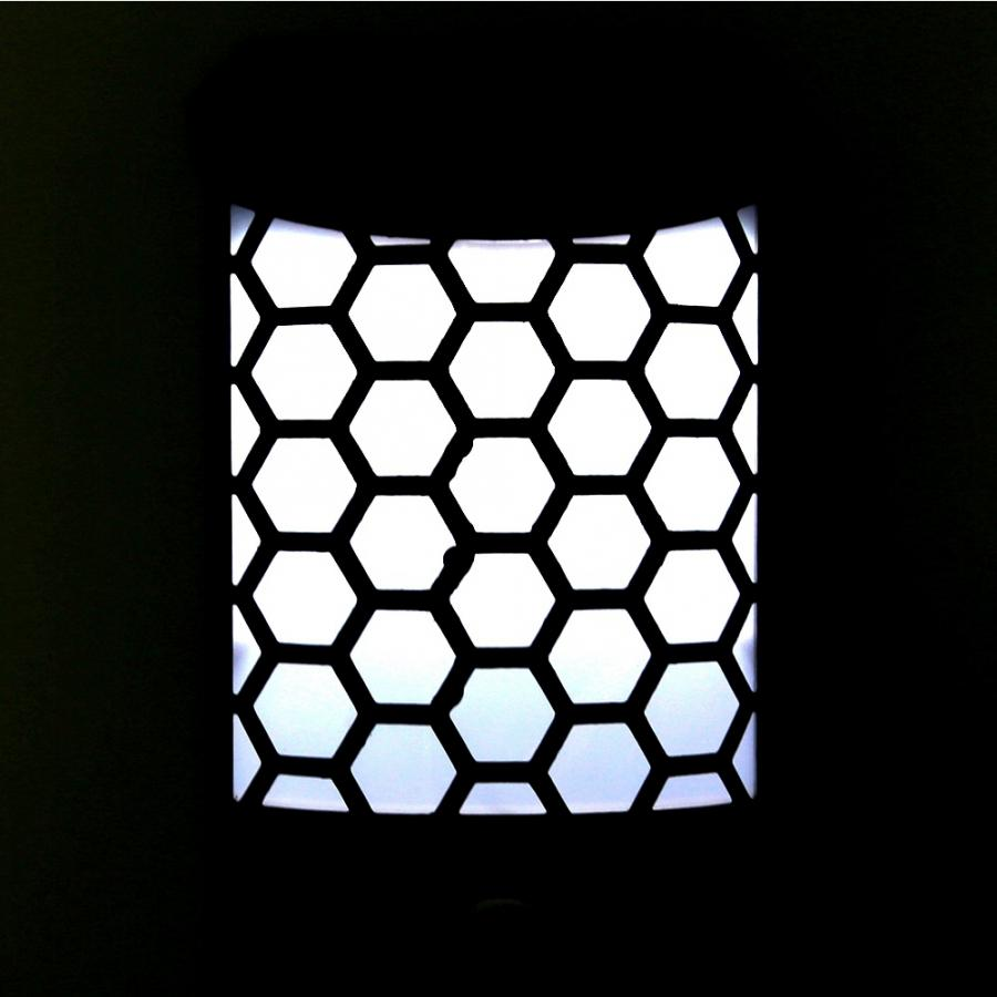 luces Solares Para Exterior LED Solar Powered Wall Light Sensor Sconce Lamp for Road Garden Corridor Outdoor Led Solar in Solar Lamps from Lights Lighting