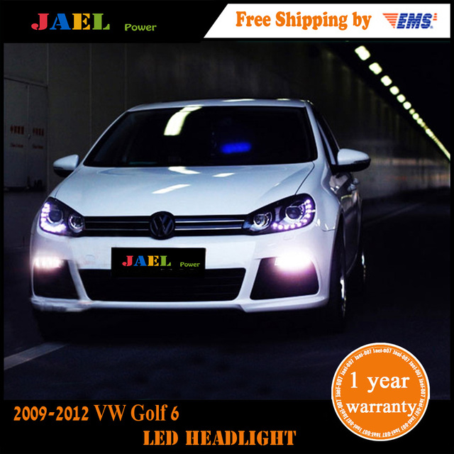 jael kopf lampe vw golf 6 scheinwerfer vw golf mk6 led. Black Bedroom Furniture Sets. Home Design Ideas
