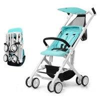 Babyruler lightweight Easy Carry Foldable Umbrella Pocket Baby Stroller Mini Size Baby Carriage Prams For Newborns Travel
