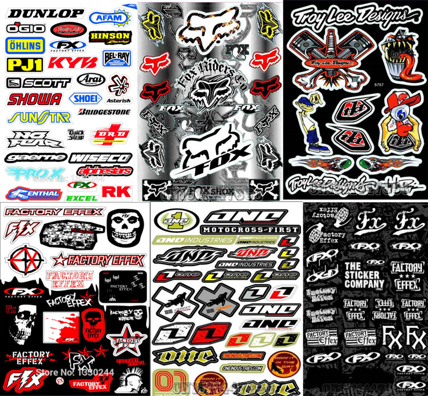Online Get Cheap Motorcycle Decals Stickers Aliexpresscom - Decal graphics for motorcycles