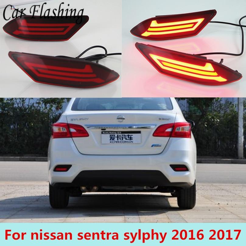 Car Flashing For Nissan Sentra Sylphy 2016 2017 Car