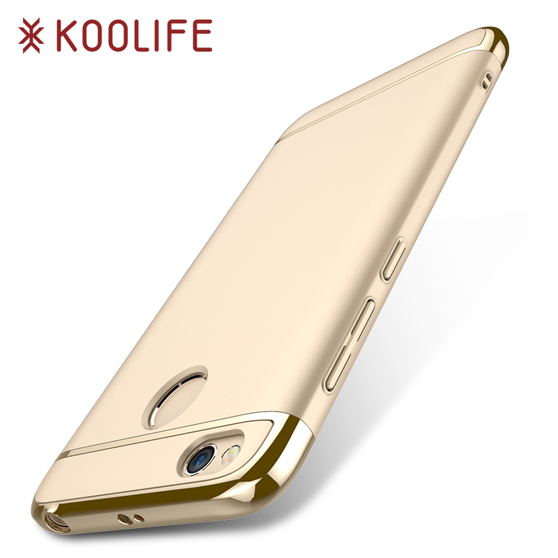 for Xiaomi Redmi 4X Case Hard PC Back Cover for Xiaomi Redmi 4X Cases KOOLIFE Brand Phone Case for Redmi4X Full Protection Cover