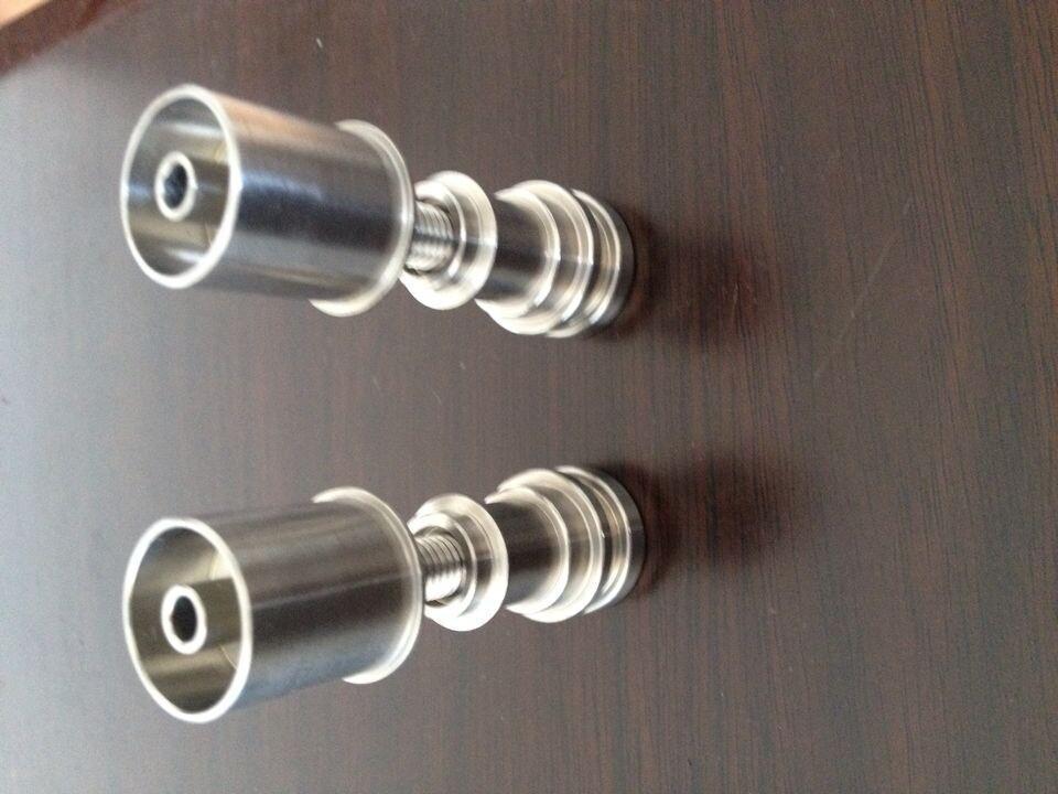 D-Nail V1.2 hoofd Infiniti hybride enail / e-nagel Titanium Domeless 20 mm E-nagel DNail