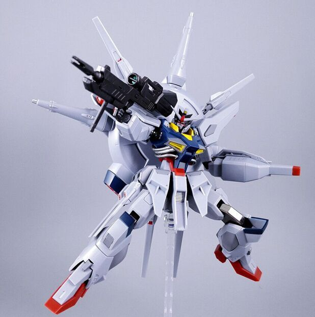 BAOFENG model robot ZGMF X13A PROVIDENCE GUNDAM metal body frame 1 144 model kit toy finished