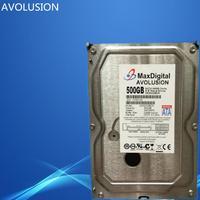 MaxDigital MD750GB SATA 3 5inch Enterprise Level Supervisory Control Hard Disk Warranty For 3yeras