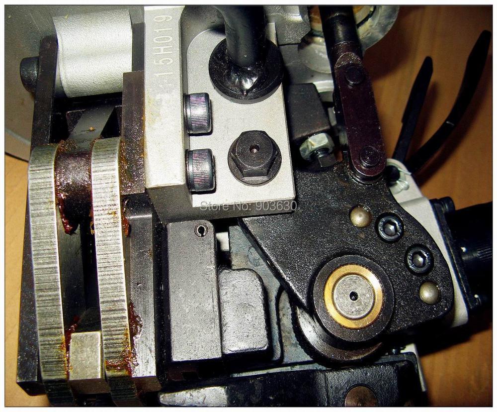 KZ-32 pneumaatiline kombineeritud terasest rihmimisriist, terasest - Elektrilised tööriistad - Foto 5