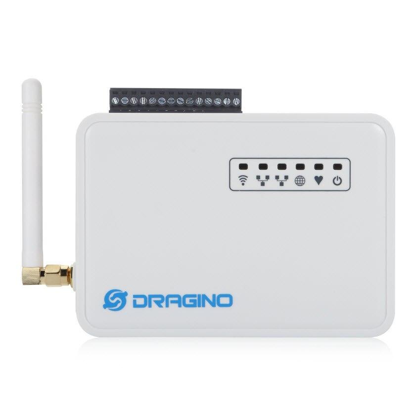 LG01-S LoRa Gateway Lora gateway with terminal can be external sensor
