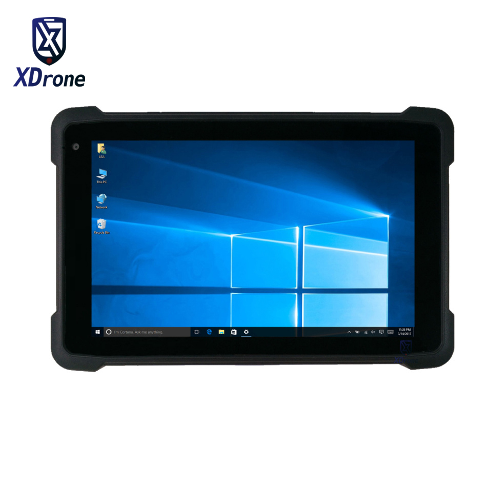 2019 K81H Rugged Windows 10 Home Tablet PC Mobile 8