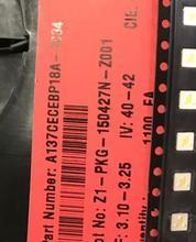 루멘 led 백라이트에 대 한 200 pcs 1 w 3 v 3535 3537 tv tv 응용 프로그램에 대 한 멋진 흰색 lcd 백라이트 A137CECEBP18A 7034