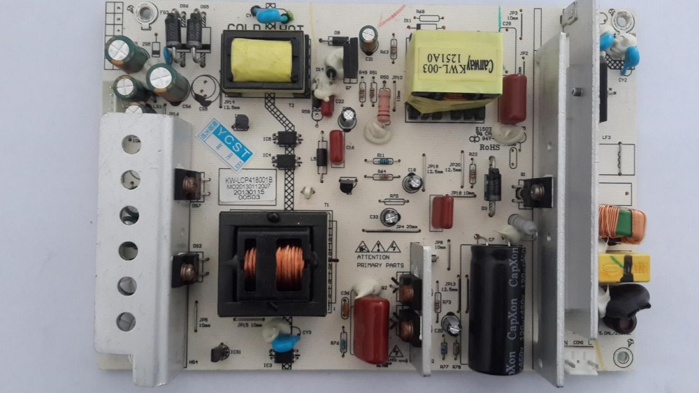 KW-LCP418001B Good Working Tested