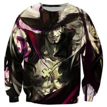Hawk-Eye Mihawk Sweatshirts Pullover