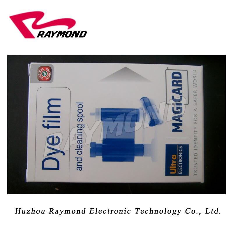 Magicard ma1000k-black черной лентой для принтера ID карты