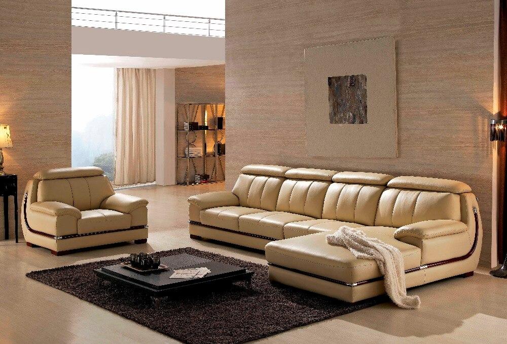 2016 Bean Bag Chair Sectional Sofa Bean Bag Armchair Hot Sale Italian Style  Leather Corner Sofas