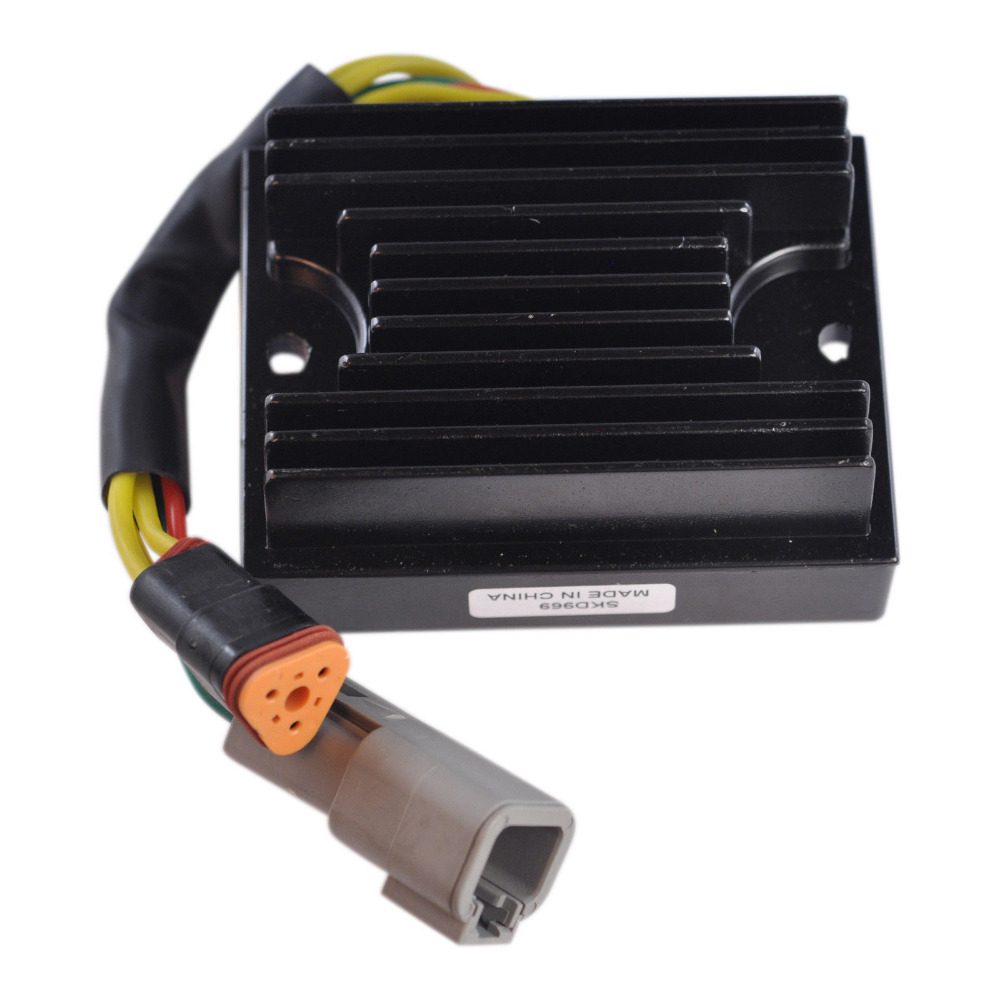 Voltage Regulator Rectifier For Sea-Doo GTX 4-TEC 2002 2003 2004 2005 2006 2007 278001969 278001581