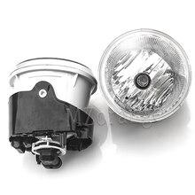 цена на Mzorange 1 pair / left / right front fog lights halogen bulbs fog lamps For Chrysler 300C (LX) 2004-2012 04805858AA