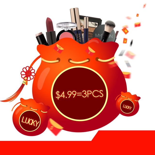 FOCALLURE איפור סט למכור כמו מזל תיק עם למעלה איכות מוצרים לצללית צבעים שפות פנים קוסמטי מתנת סט