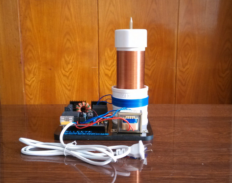 tesla coil amazing flashing Generator high volt  Marx generator Teaching experiment nano tesla coil amazing flashing generator marx generator teaching experiment