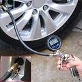 Цифровой измеритель давления в шинах для автомобиля  грузовика  велосипеда  мотоцикла  тестер  воздушный насос  инструмент  220PSI система мони...
