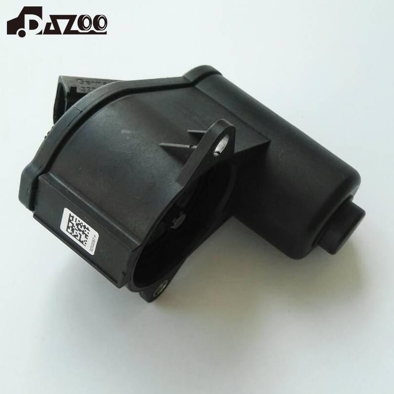 DAZOO 6-TORX Rear Caliper Parking Brake Servo Motor For A-udi Q3 VW Passat B6 B7 CC Tiguan 3C0998281 3C0 998 281