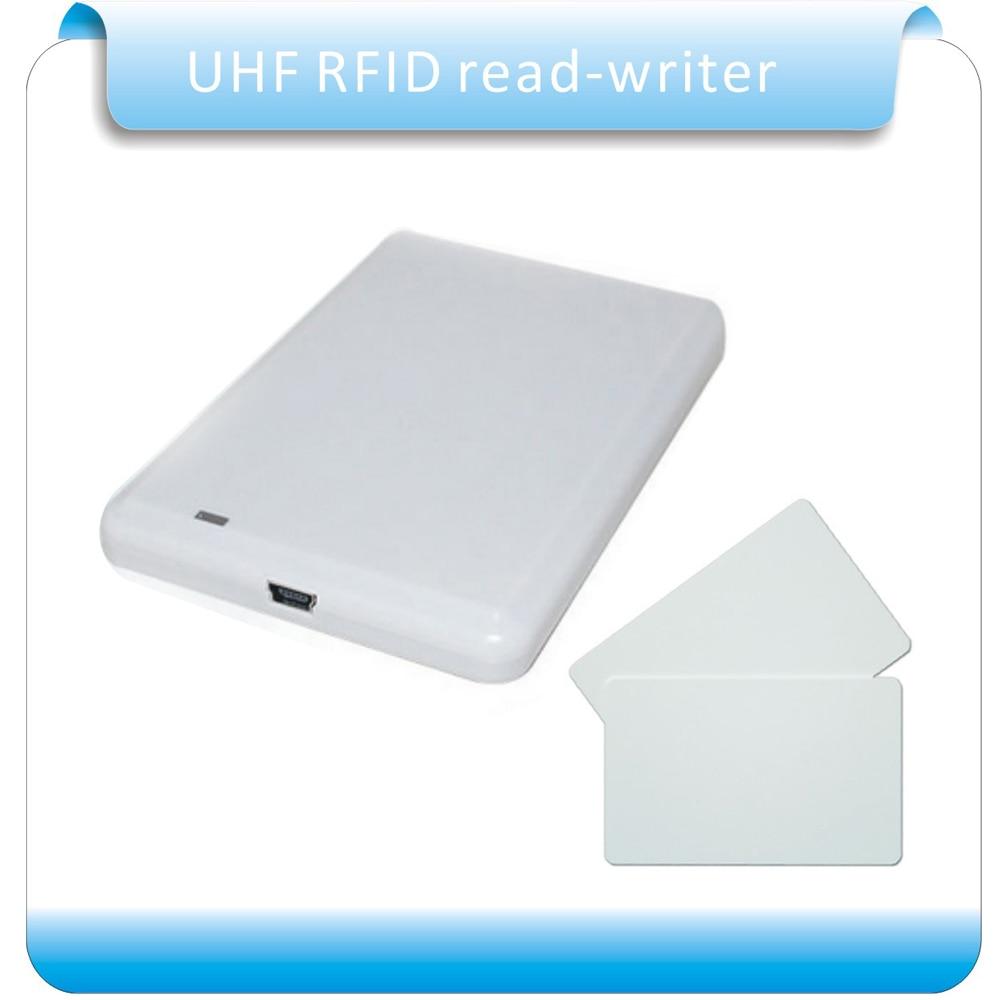 Free shipping 902 928MHz usb reader writer UHF rfid writer ...