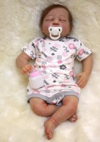 reborn babies high end handmade collection reborn boneca 20 Real baby looking doll reborn silicone