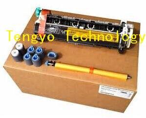 Original New LaerJet for HP4300 4345 4345MFP Maintenance Kit Fuser Kit Q2437A Q2436A Q5999A Q5998A Printer Parts on sale 1 x new fuser service kit for hp laserjet 4250 4300 4350 4345 fuser film sleeve fuser pressure roller bushing