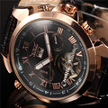 JARAGAR Fashion Brand Casual Man Male Clock Military Business Skeleton Automatic Mechanical Sport Luxury Wrist Dress Watch 185