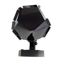 Black Color Star Master Astro Sky Projection Cosmos Night Lights Lamp Romantic Bedroom Kid S