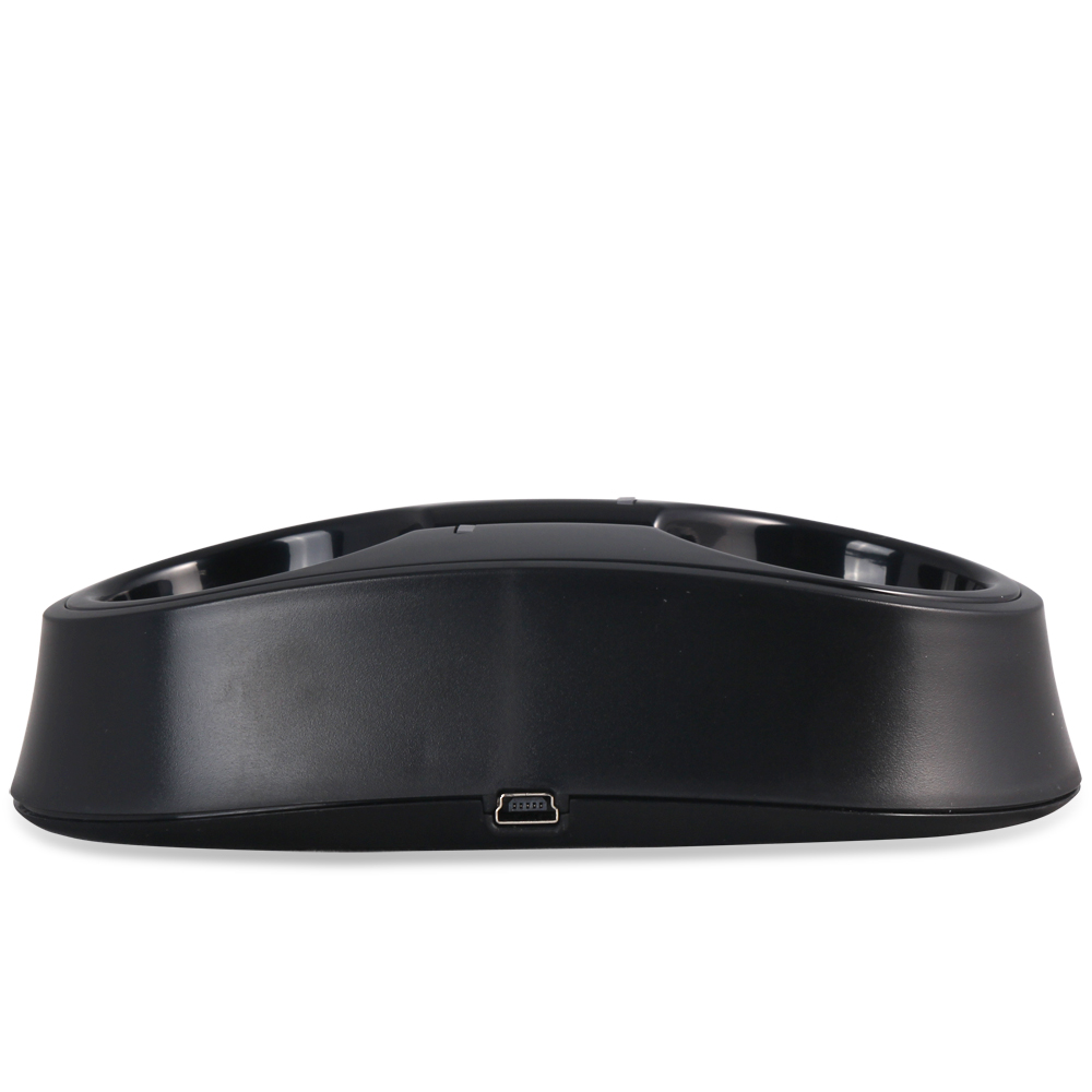 Dual Controller Charger Dock Charging Station For Playstation Move / PS3 Move Charging Stand