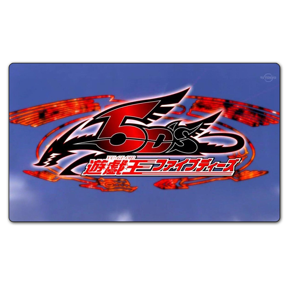 (YGO 24 Playmat) 35X60CM YU-GI-OH 5DS Play Mat Board Games YGO Card Games Table Pad with Free Gift Bag