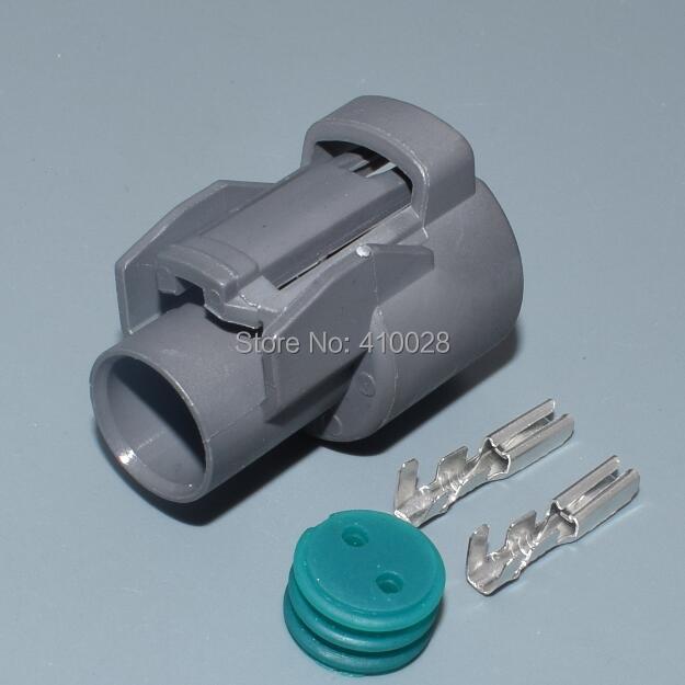 Shhworld Sea 5 комплектов, 2,0 мм, 2pin, 2way, Заглушка для впускного воздуха, температурный заглушка, косичка, датчик, Integra чехол для Honda Civic 6189-0156