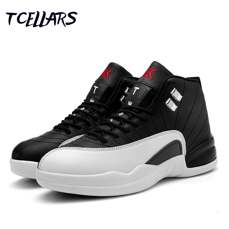 4ffba2836a3 Super hot high top authentic basketball shoes cheap retro jordan 12 shoes  comfortable men sports shoes outdoor zapatillas-in Basketball Shoes from  Sports ...