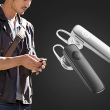 Mini Bluetooth Earphone Wireless Headset With Microphone Volume Adjustable For Universal Smartphone
