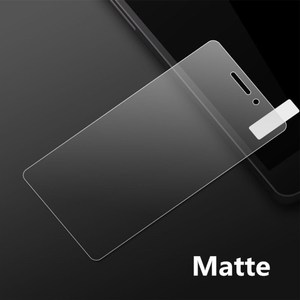Image 3 - 9H Frosted Tempered Glass Film For Xiaomi Redmi 3 Pro Matte Screen Protector 5.0inch Redmi 3s No Finger print Glass Protective