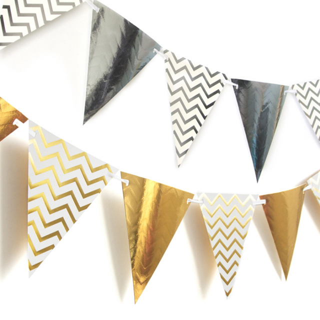 Flag Party Decoration Banner