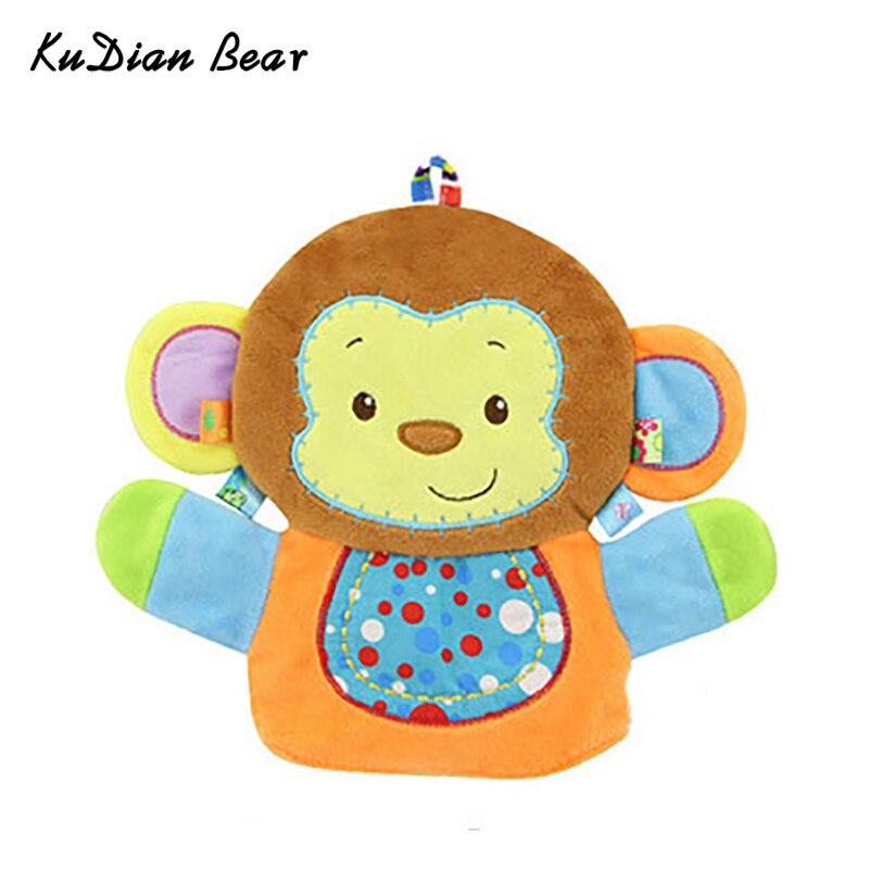 KUDIAN BEAR Newborn Bath Brushes Baby To